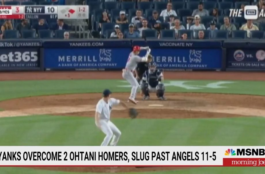 MLB star Shohei Ohtani shines
